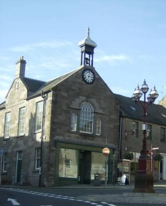 Brechin Town House