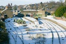 Caledonian Railway Yard